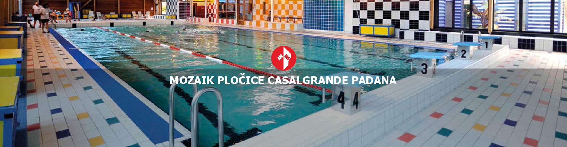 Mozaik pločice Casalgrande Padana