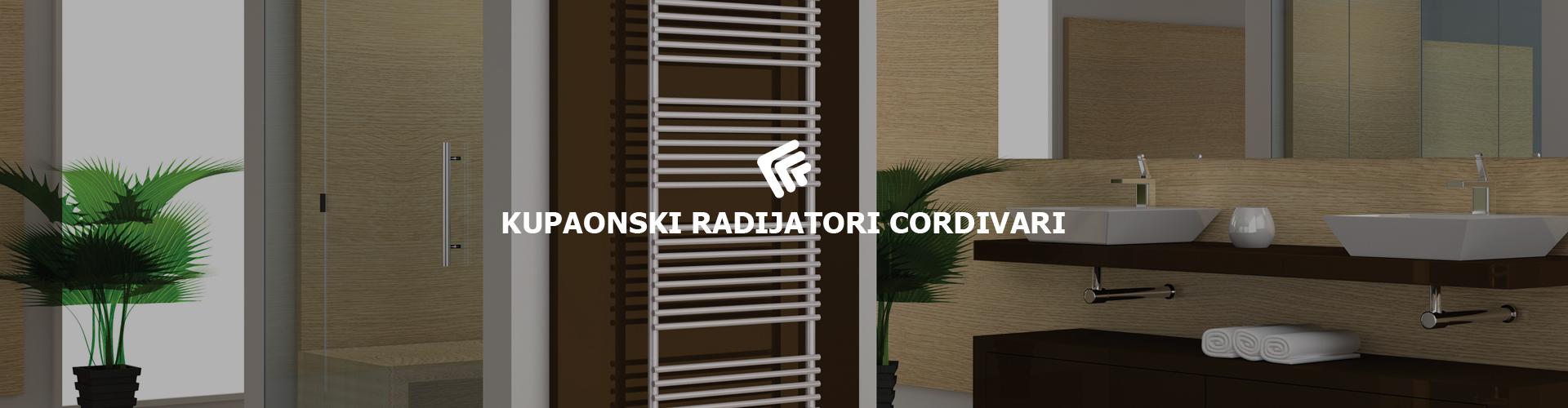 Kupaonski radijatori Cordivari