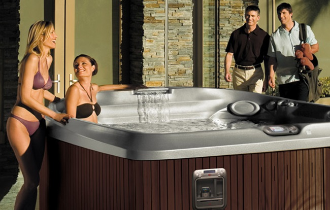 <span>Wellness i SPA program</span> Jacuzzi J-465