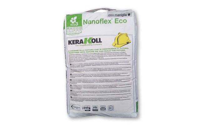 <span>Kerakoll ljepila i hidroizolacije</span> Aquastop Nanoflex Eco - 1k hidroizolacija