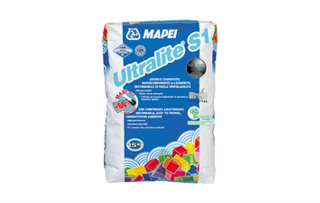 <span>Mapei ljepila i hidroizolacije</span> Ultralite S1