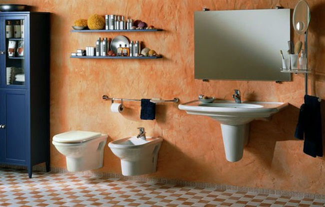 <span>Sanitarije Ceramica Dolomite</span> Serie Da Bagno - Clodia