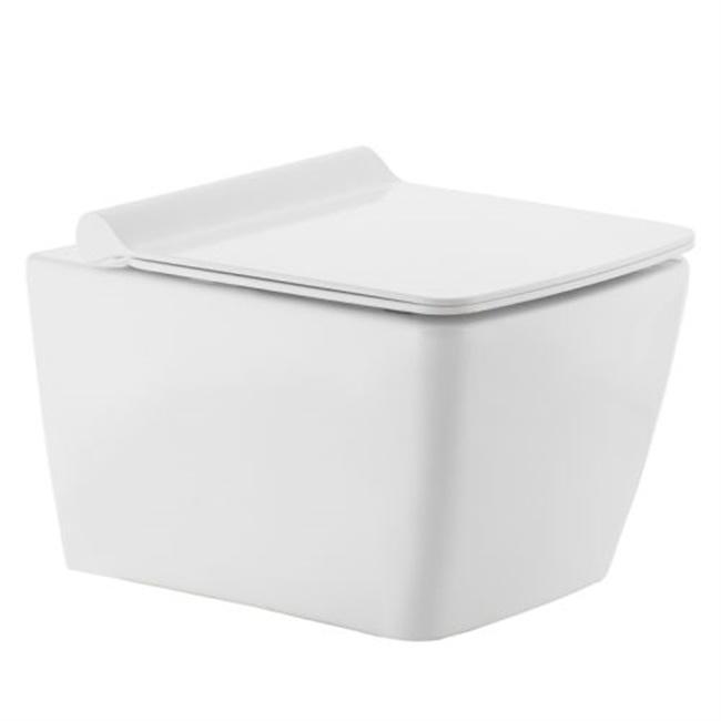 <span>Sanitarije HULLER</span> Viseća WC školjka Luna