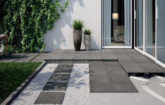 Odaberite DUE2 pločice kao jednostavno i brzo rješenje za vašu terasu, vrt ili travnatu površinu