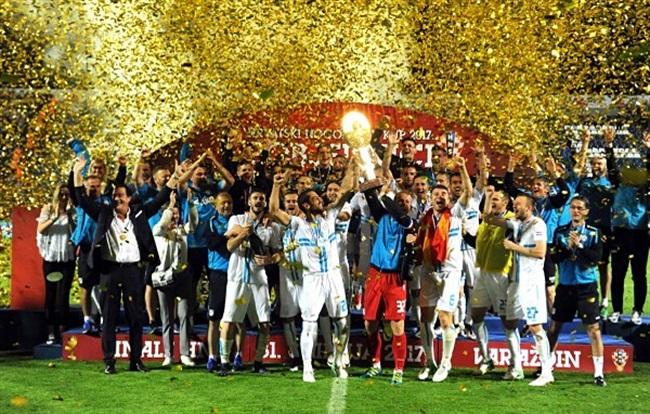 Čestitke Rijeci na osvajanju Kupa Hrvatske 2017!